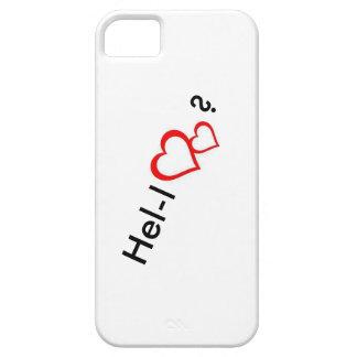 iphone Abdeckung hallo 2 Herzen iPhone 5 Hülle