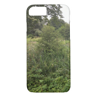 """iPhone case """"Green nature"""""""