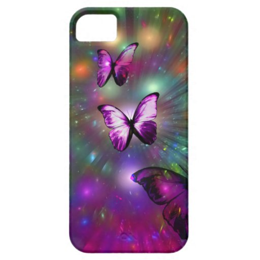iPhone Case-Mate kaum dort: Schmetterlinge für imm iPhone 5 Case