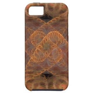 iPhone Case-Mate stark: Exotische Erdtöne iPhone 5 Schutzhülle