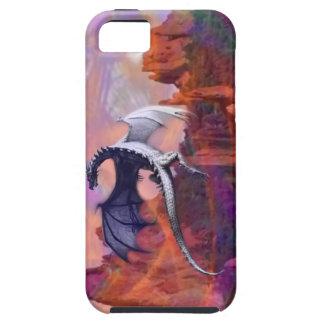 iPhone Case-Mate stark: Hochfliegender Drache Hülle Fürs iPhone 5