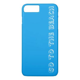 Iphone Fall gehen zum Strand iPhone 8 Plus/7 Plus Hülle
