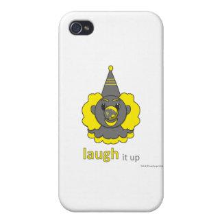 iphone Fall - lachen Sie ihn oben iPhone 4/4S Case