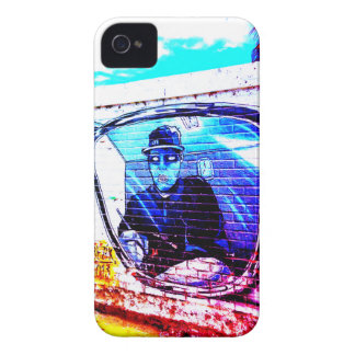 IPhone Fall-Straßen-Kunst-coole iPhone 4 Cover