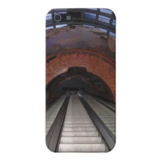 iPhone Fall von der Rolltreppe zur Planeten-Erde iPhone 5 Etui