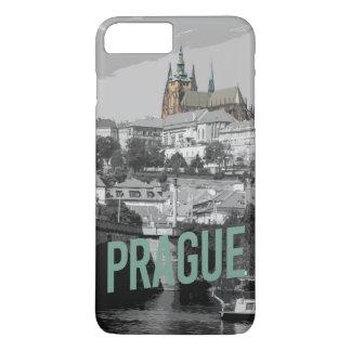 iPhone Prag-Schloss-Kasten (4,5,6,7,8) iPhone 8 Plus/7 Plus Hülle