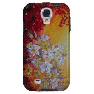 IPhone S4 Fall mit Kunstdruck Galaxy S4 Hülle