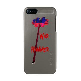 iPhone SE/5/5s Feather® Glanz, Gunmetal Incipio Feather® Shine iPhone 5 Hülle