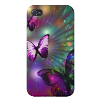 iPhone Speck-Kasten: Schmetterlinge für immer Etui Fürs iPhone 4