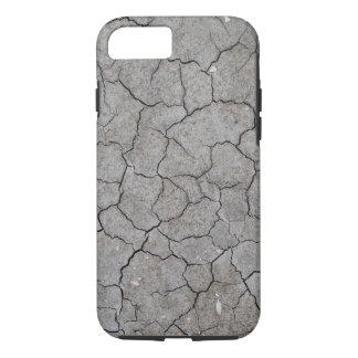 iPhone: Trockener und gebrochener grauer iPhone 8/7 Hülle