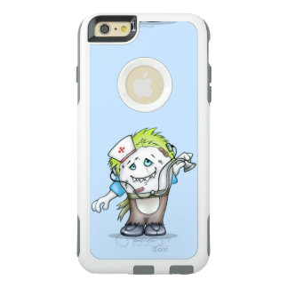 iPhone W Pendler MADDI ALIEN-MONSTER-UFO Apple OtterBox iPhone 6/6s Plus Hülle