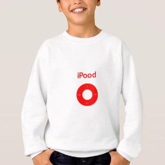 IPod-Parodie Ipood Rot Sweatshirt