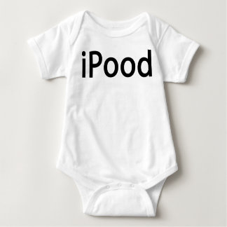 iPood Baby Strampler