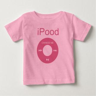 iPood lustige Baby-Shirts Baby T-shirt