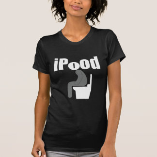 Ipood lustiges Geschenk T-Shirt