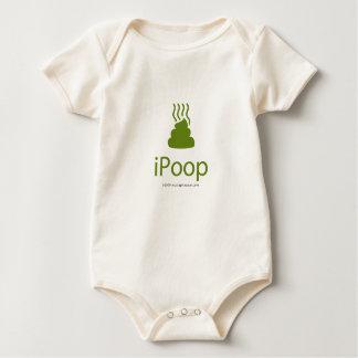 iPoop Baby Strampler