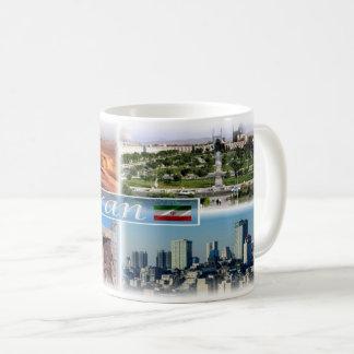 IR der Iran - Kaffeetasse