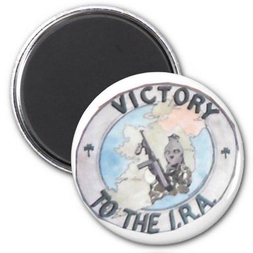 IRA-Logo Magnets
