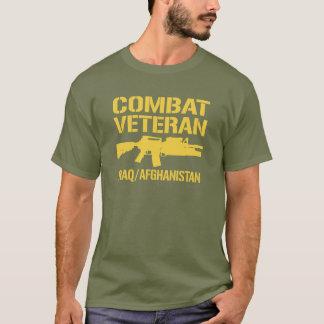 Irak- und Afghanistan-Kampf-Veteran T-Shirt