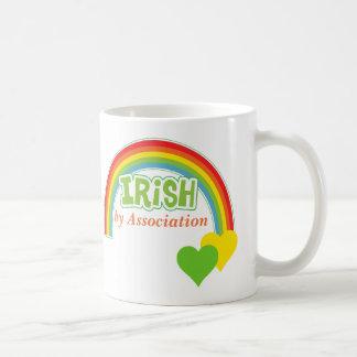 Iren durch Vereinigung Kaffeetasse