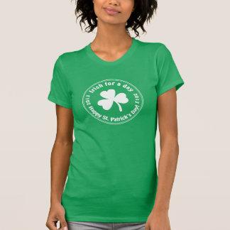 Iren für eines Tagesst patrick Kleeblatt-Shirt T-Shirt