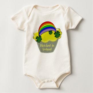 Iren-St Patrick Tagesgeschenke Baby Strampler