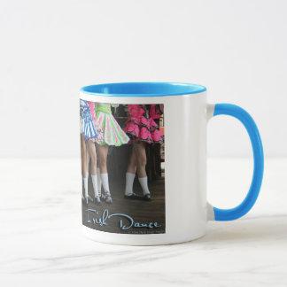 Iren-Tanz-Meister-weiche Schuh-Tasse Tasse