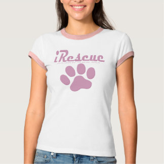 iRescue - give the animals your voice and vote T-Shirt