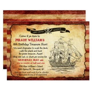IRGENDEIN ALTER - Vintage 12,7 X 17,8 Cm Einladungskarte