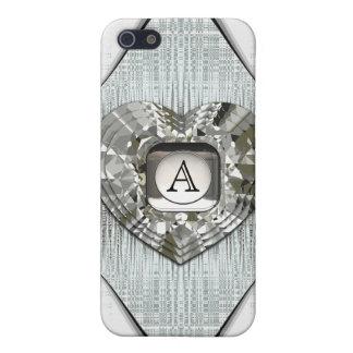 Irgendein Anfangsherz von Diamanten iPhone 4 Fall iPhone 5 Schutzhülle