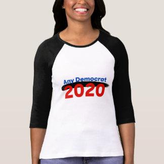 Irgendein Demokrat - 2020 T-Shirt