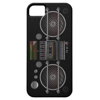 Irgendein FarbVintages Getto-Bläser Boombox iPhone Schutzhülle Fürs iPhone 5