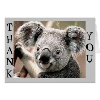 Irgendwelche Gelegenheiten, Koala Bear_ Karte