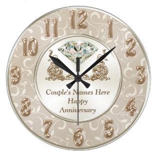 IRGENDWELCHE JAHR herrlichen personalisierten Uhr