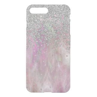 Iridescnet rosa und silbernes iPhone7 plus Fall iPhone 8 Plus/7 Plus Hülle