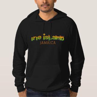 Irie Insel Jamaika Kapuzensweater