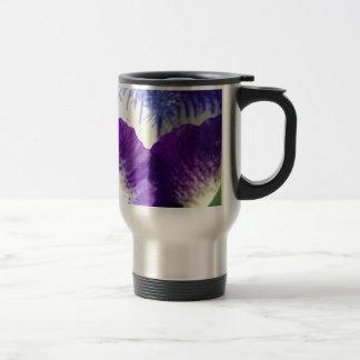 Iris-Ausbreiten Reisebecher