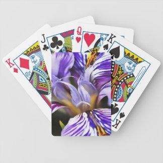Iris Bicycle Spielkarten
