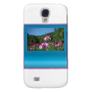 Iris des Feldes kundengerecht Galaxy S4 Hülle