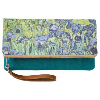 Iris durch Van Gogh Clutch