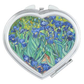 Iris durch Van Gogh Taschenspiegel