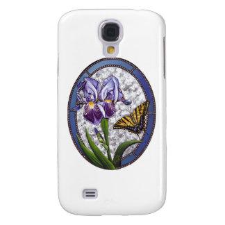 """""""Iris-"""" Kasten für das Iphone 3 Galaxy S4 Hülle"""