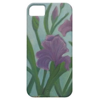 Iris mit den Knospen Etui Fürs iPhone 5