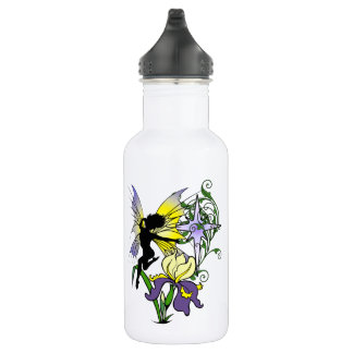 Iris-Schatten-Fee Trinkflasche