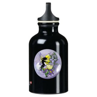 Iris-Schatten-Fee Wasserflasche