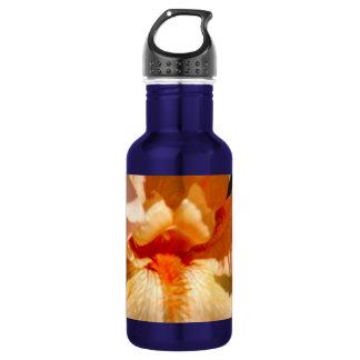 Iris-Wasser-Flasche Edelstahlflasche