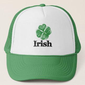 Irische Baseballmütze Truckerkappe