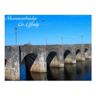Irische Bildpostkarte Postkarte