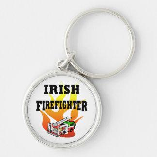 Irische Feuerwehrmänner Schlüsselanhänger