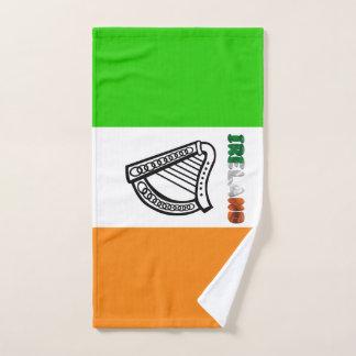 Irische Flagge Handtuch